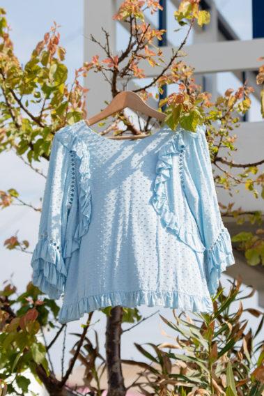 blouse volontée