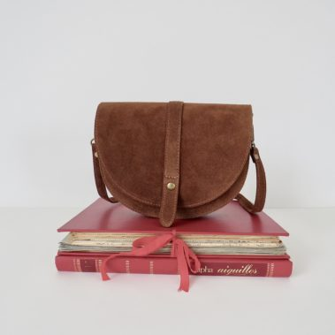 Sac Luna Marron