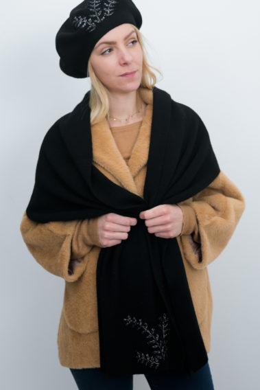 bonnet écharpe assortis