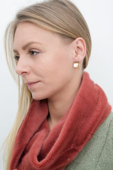 Boucles d'oreilles pampille