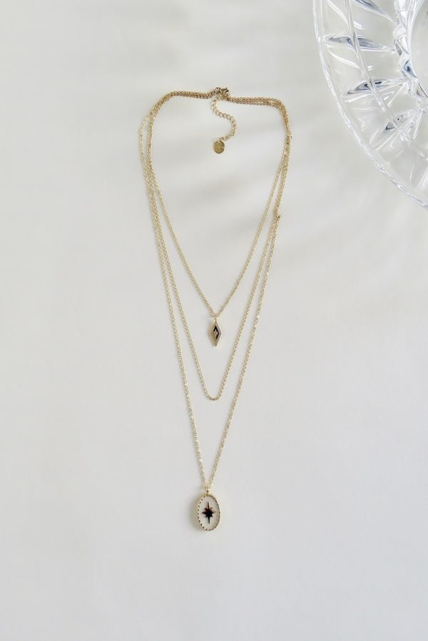 collier multirond