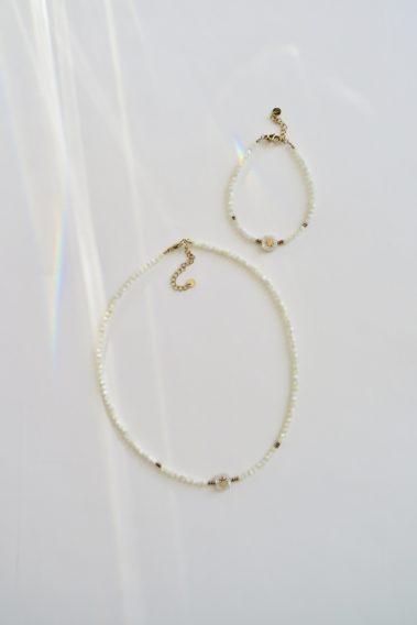 collier bracelet pierre naturelle